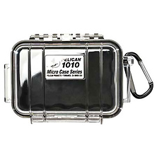 1010 Micro Case (Clear Black) Image 0