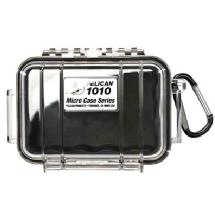 Pelican 1010 Micro Case (Clear Black)