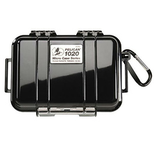 1020 Micro Hard Case (Clear Black) Image 0
