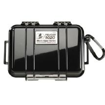 Pelican 1020 Micro Hard Case (Clear Black)