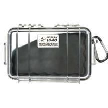 Pelican 1040 Micro Hard Case (Clear Black)