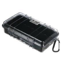 Pelican 1060 Watertight Micro Hard Case (Clear Black)