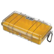 Pelican 1060 Watertight Micro Hard Case (Clear Yellow)