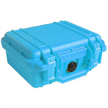 PC1120FBL Watertight Hard Case with Foam Insert (Blue) Image 0