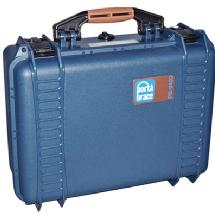 Porta-Brace PB-2400F Safeguard Field Production Vault Case (Blue)