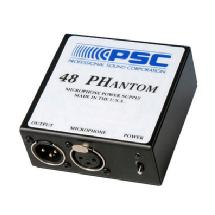 PSC 48 PHantom Microphone Power Supply