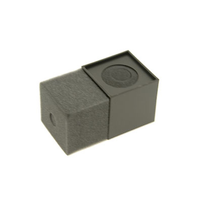 Microphone Flag Cube (Black) Image 0
