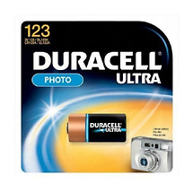 Duracell DL123ABPK Ultra Lithium Battery
