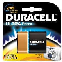 Duracell DL245BPK Ultra Lithium Battery