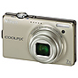 Nikon Coolpix S6000 Digital Camera (Silver) - Open Box*