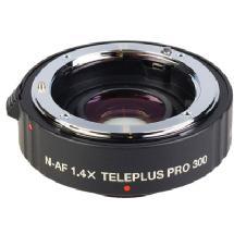 Kenko DG 1.4X Teleplus Pro 300 AF Teleconverter - Nikon Mount