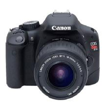 Canon EOS Rebel T2i Digital SLR Camera Kit with EF-S 18-55mm IS Lens