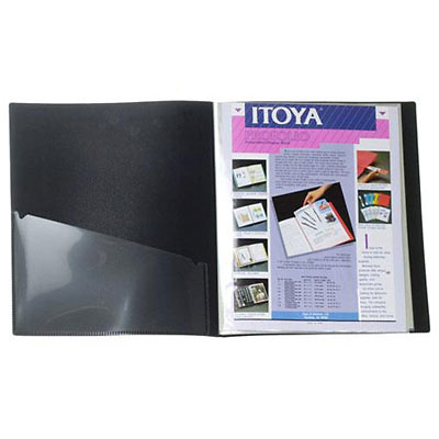 Itoya Archival Art Profolio Presentation Book (6 - 8.5 x 11