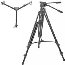 Davis & Sanford Provista 7518 Tripod with FM18 Head & W3 Dolly