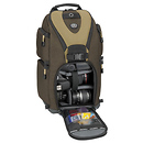 5786 Evolution 6 Photo Sling Backpack (Brown with Tan)