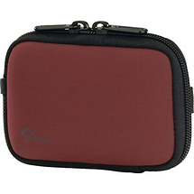 Lowepro Sausalito 20 Camera Pouch (Bordeaux Red)
