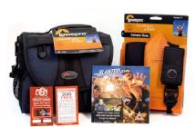 Samys Camera Samy's Digital SLR Package (a $185.95 Value!)