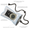 Waterproof Camera Case with Hard Lens