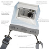 Large Waterproof Camera Case