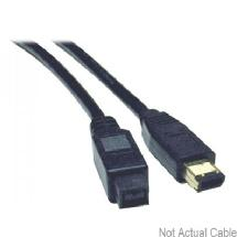 Synchrotech FireWire 800 IEEE1394b 6pin to 9pin UB Cable (10M/32.8F)