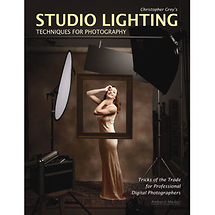 Amherst Media Christopher Grey's Studio Lighting Techniques for Photography