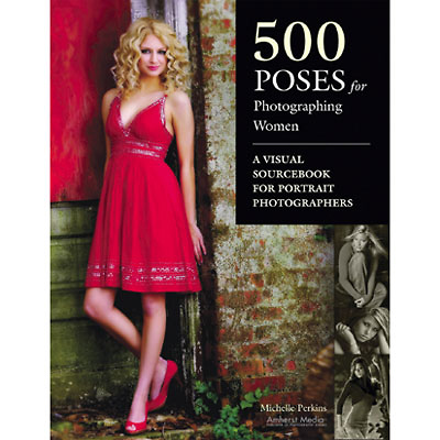 500 Poses for Photographing Women Image 0