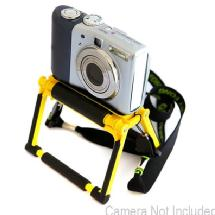 Gary Fong Flip Cage Tabletop Tripod (Sunshine Yellow)