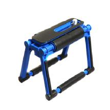 Gary Fong Flip Cage Tabletop Tripod (Blueberry Blue)