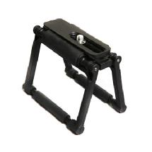 Gary Fong Flip Cage Tabletop Tripod (Midnight Black)
