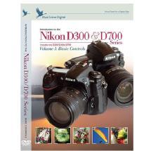 Blue Crane Digital Introduction to the Nikon D300 & D700 Training DVD