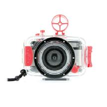 Lomography Fisheye Submarine Underwater Housing with Fisheye Camera