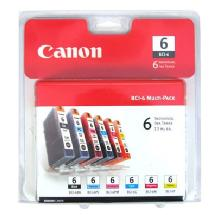Canon BCI-6 Ink Cartridge Multi Pack (6 Cartridges)