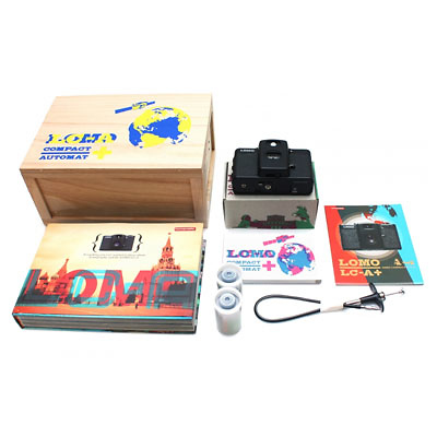 LC-A+ Compact Automat Camera Kit Image 0