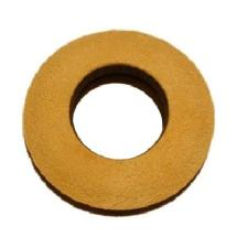 Bluestar Round Chamois Eyepiece Cushion (Small)