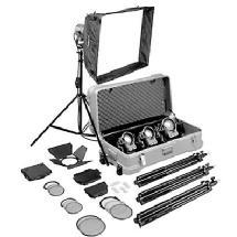 Arri Softbank III Tungsten 4 Light Kit