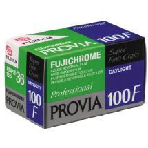 Fujifilm RDPIII 135-36 Provia 100F Film