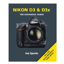 Ammonite Press The Expanded Guide on Nikon D3 & D3x Cameras  - Book