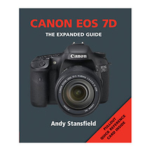 Ammonite Press The Expanded Guide on Canon 7D Camera - Book