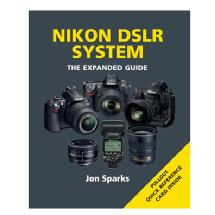 Ammonite Press The Expanded Guide on Nikon DSLR Systems - Book