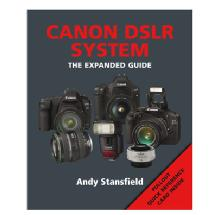 Ammonite Press The Expanded Guide on Canon DSLR Systems - Book