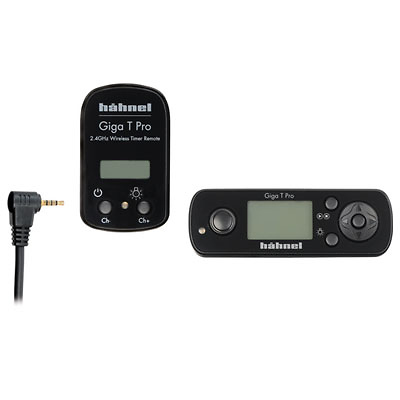 Giga T Pro 2.4GHz Wireless Timer Remote for Olympus Image 0