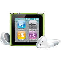 Apple iPod Nano 6th Gen 8GB (Green)