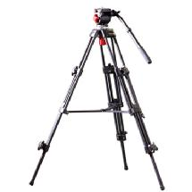 Draco VT17 Tripod and Fluid Head Kit