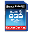 8GB Pro 163x Class 10 Secure Digital High Capacity Memory Card