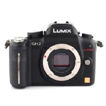 Samys Camera DMC-GH2 Digital SLR Camera Body (Black)