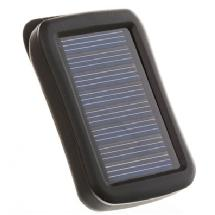 Sunpak SC-2AA Single Panel Solar Charger with 2 AA Rechargeable Batteries