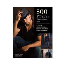 Amherst Media 500 Poses for Photographing Men - A Visual Sourcebook for Digital Portrait Photographers