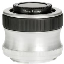 Lensbaby Scout with Fisheye for Nikon