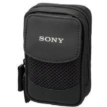 Sony LCS-CSQ Soft Carrying Case (Black) for Sony Cyber-Shot T, W & N Series Cameras