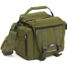 Tenba Messenger Camera Bag (Olive) - Small